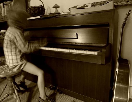 Thom playing piano 1