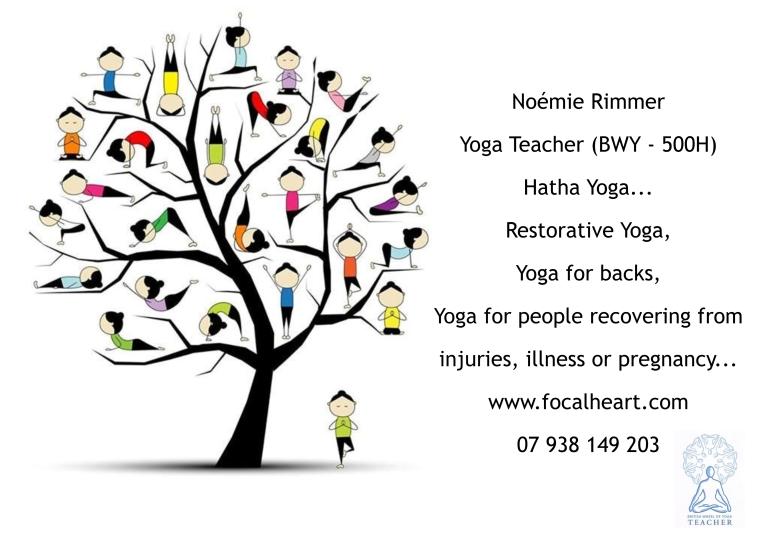 Yoga Advert
