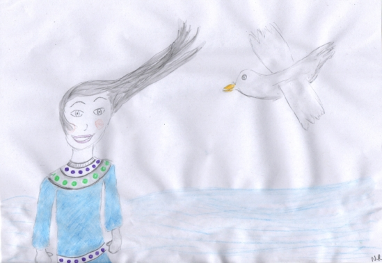 sedna and king gull small