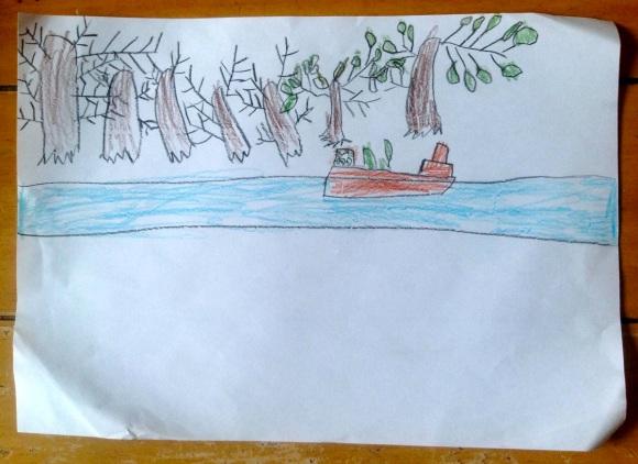 Thom's drawing