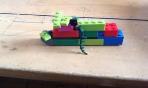 Thom's Lego wreck