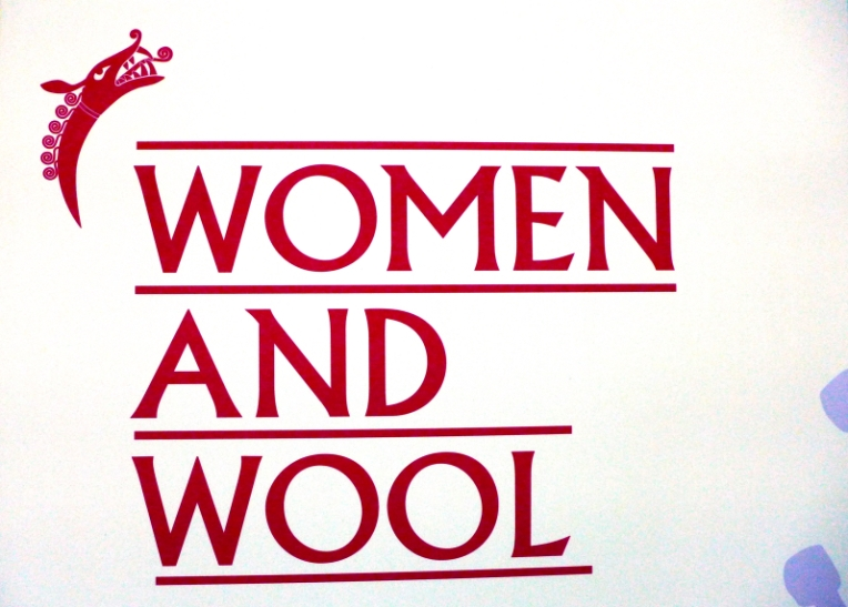 Women and wool