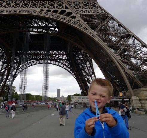 Thom Eiffel Tower 2