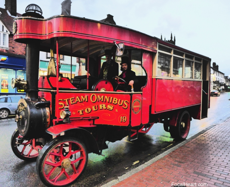 SteamBus
