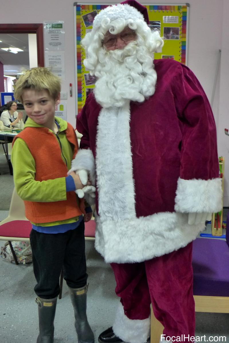 Thom And Santa1