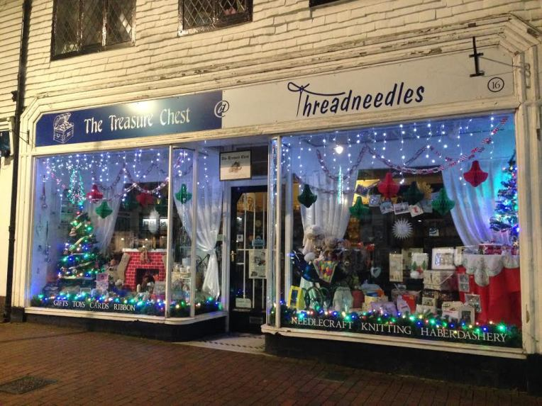 Threadneedles