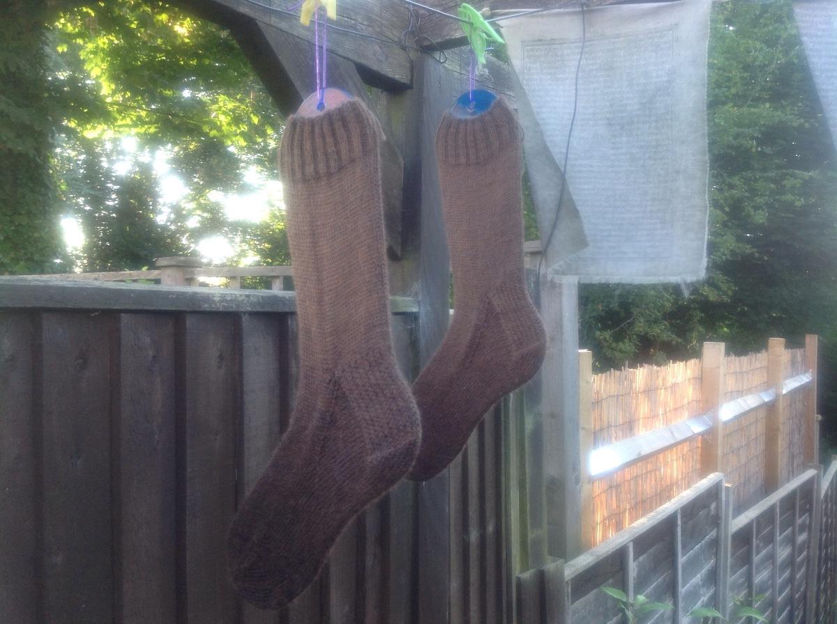 Socks Tale…