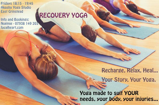 Recovery Yoga web