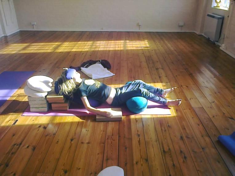 Thom Restorative Yoga
