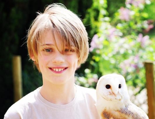 Thom + barn owl
