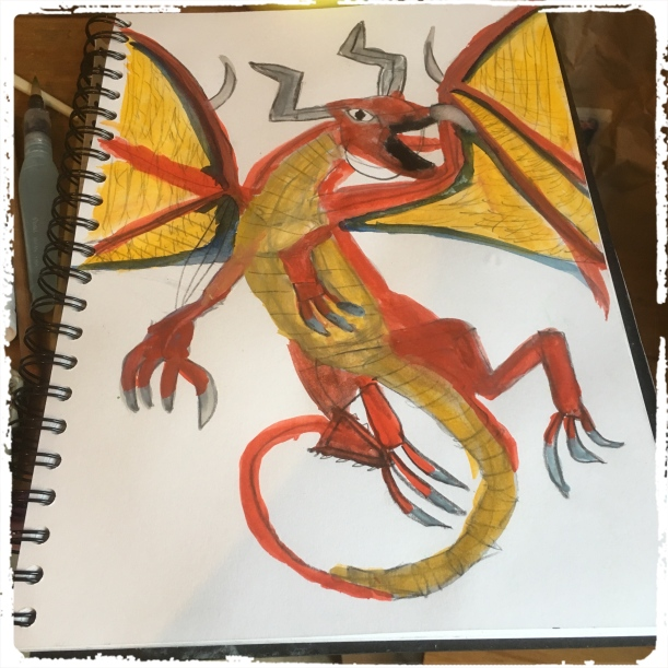 DragonPainting